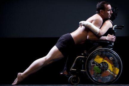 Danza inclusiva en el Lope de Vega