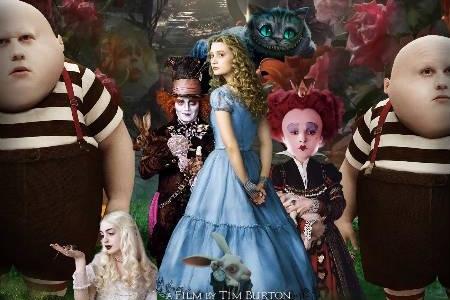 Disney planea la secuela de 'Alicia en el País de las Maravillas' de Tim Burton