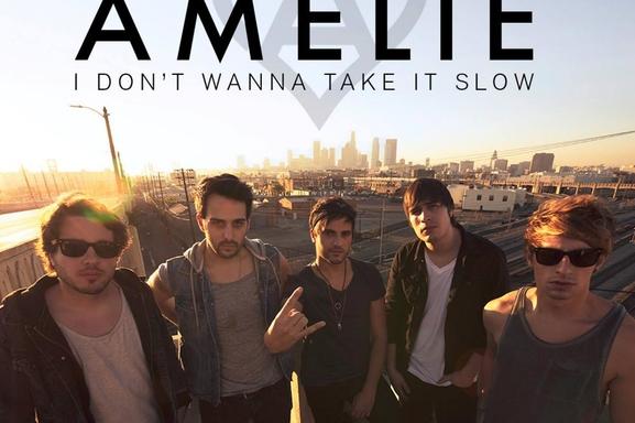 "Nuevo single del grupo Amelie ""I don't wanna take it slow"""