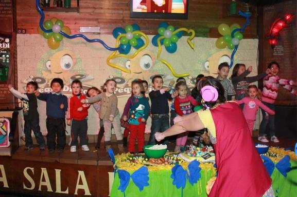 PEQUEDISCO, una divertida y musical tarde para grandes y pequeños