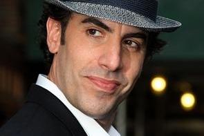 Sacha Baron Coehn prepara nueva película