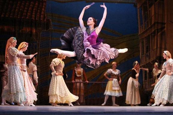 """El Ballet Nacional de Cuba se despide de Madrid con """"Don Quijote"""""""