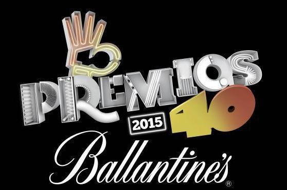 Premios 40 Principales 2015