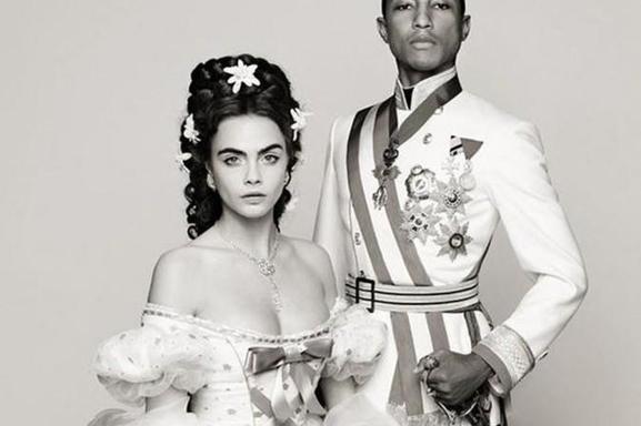 Cara Delevingne será Sissi Emperatriz en la próxima pasarela de Chanel