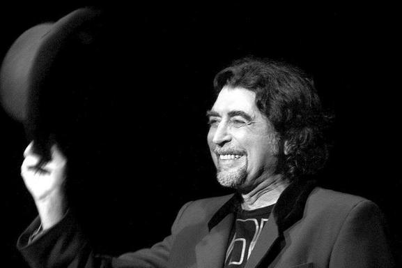 Joaquín Sabina dará dos conciertos en España