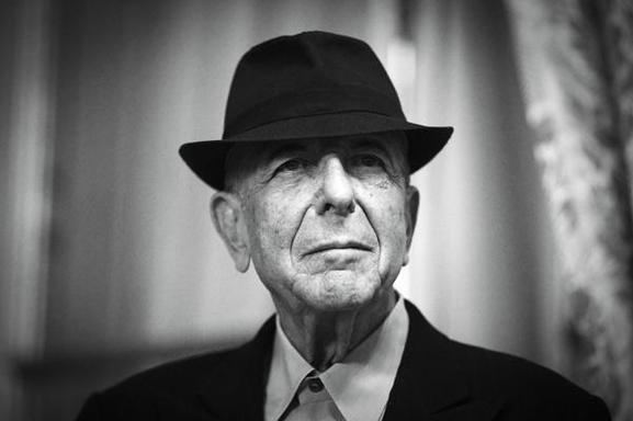 Leonard Cohen saca nuevo disco