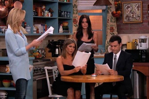 Friends volvió a la televisión