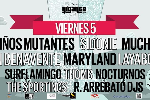 Festival Gigante 2014