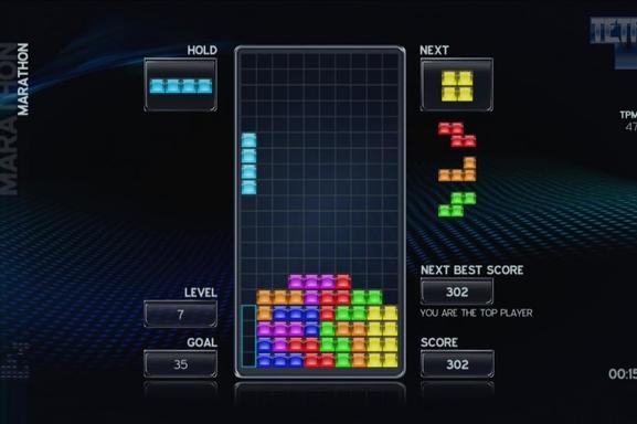 El 'Tetris' llega a los cines