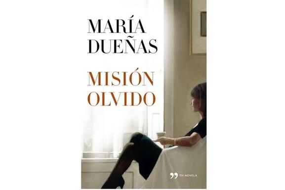 """María Dueñas y su """"bestseller"""" rumbo a Estados Unidos"""