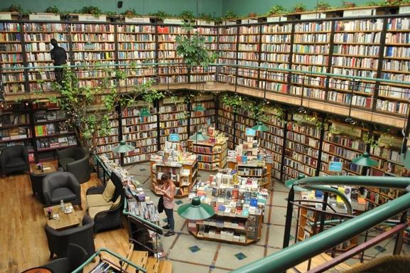 Hoy es la Día de las Librerías