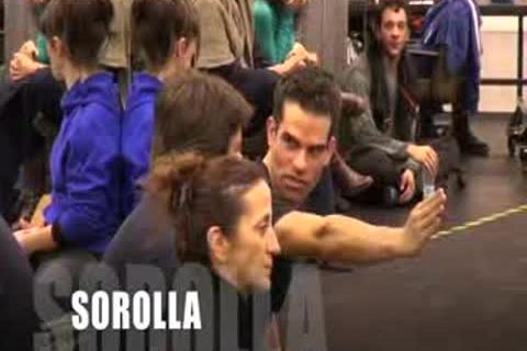 Sorolla, Ballet Nacional