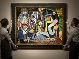 Picasso y Giacometti baten los récords de la historia en una subasta