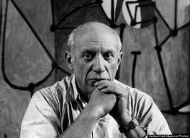 Subasta millonaria de Picasso en New York