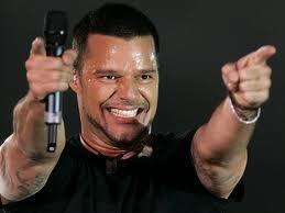 Ricky Martin de gira por España