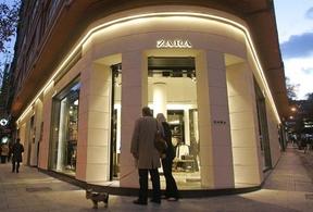 La primera tienda Zara cumple 40 años y con Amancio Ortega como tercer hombre más rico del mundo