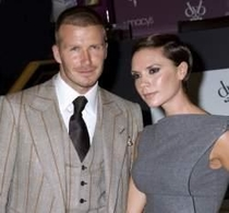¡David Beckham : diseñador!