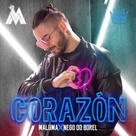 ¡ Os traemos un poco de calor antes del fin de año con la música « Corazón » de Maluma !