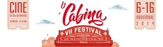 Mañana empieza el festival de cine La Cabina