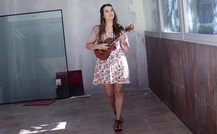Paula Rojo: «La música es la única forma que tengo para acabar con la timidez»