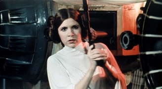 Carrie Fisher regresa a 'Star Wars'