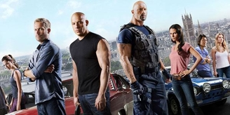 """Fast and Furious 7"" va a ritmo de récords"