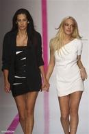 Lindsay Lohan : se lanza en la moda