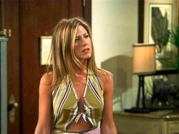Jennifer Aniston cuenta que casi no aparece en Friends