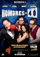 """Roberto Álvarez llega al Teatro Marquina con la comedia """"Hombres de 40"""""""