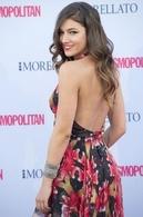 Pasarela de famosos y modelitos en la fiesta 'Cosmopolitan'