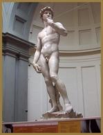 El 'David' de Miguel Ángel presenta pequeñas fisuras en los tobillos
