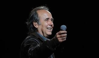 Joan Manuel Serrat tiene que aplazar sus conciertos de Madrid por motivos de salud
