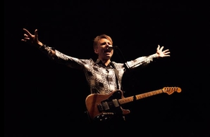 Franz Ferdinand triunfa en la primera noche del BBK Live