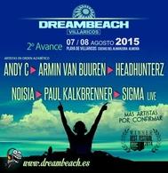 Se Aproxima el festival Dreambeach Villaricos 2015