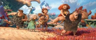 """""""Los Croods"""" En cines el próximo de  22 de marzo de 2013"""