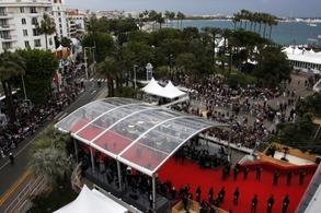 El Festival de Cannes inauguró la alfombra roja de su nueva edición