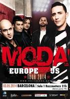 El grupo italiano Modà viene a España