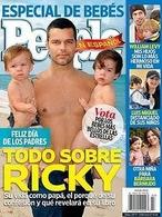 El verdadero amor del cantante Ricky Martin