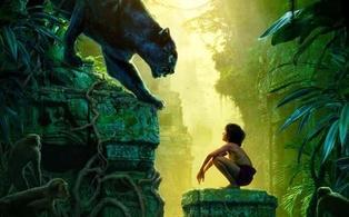"""Primer adelanto de la adaptación """"El libro de la selva"""""""