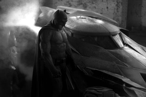 La primera imagen de Ben Affleck como Batman