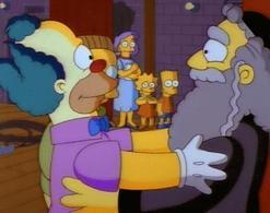 ¿Quién muere al final en Los Simpson?