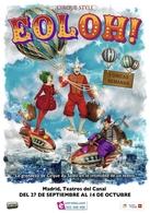 """Llega a Madrid """"Eoloh!"""", un circo más allá de lo convencional."""