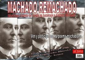 Antonio Machado, propuesta de Agenda Magenta