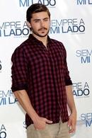 Zac Efron presenta en Madrid nueva película