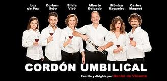 "El Teatro Lara acoge en Abril la obra ""Cordón Umbilical"""