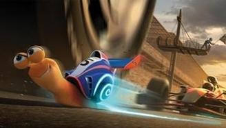 'Turbo'  el caracol más rápido del mundo.