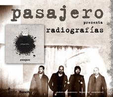 """Pasajero debuta con """"Radiografías"""" , un disco hipnótico y enérgico!"""