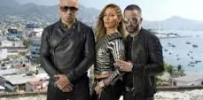 J.Lo graba vídeo con Wisin & Yandel en Acapulco