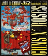 La película de Guns n' Roses para noviembre