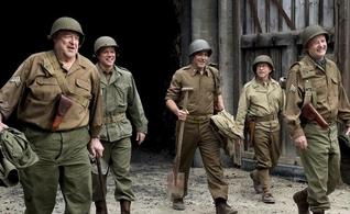 Francia celebra a los 'Monuments Men' reponiendo tres cuadros robados por los nazis